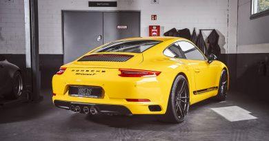 TechArt Porsche Carrera T 390x205 - TechArt Performance Paket für Porsche 911 Carrera T: Darf's ein bisschen mehr sein?
