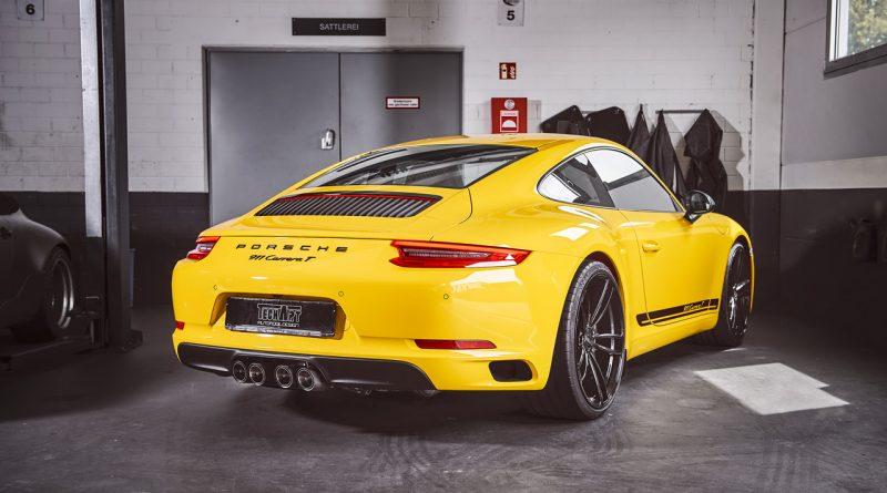 TechArt Porsche Carrera T 800x445 - TechArt Performance Paket für Porsche 911 Carrera T: Darf's ein bisschen mehr sein?