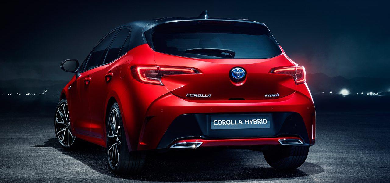 Neuer Toyota Corolla: Vom Hinterwäldler zur Design-Ikone