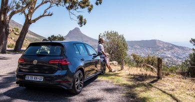 Mit dem VW Golf GTD von Kapstadt nach Plettenberg Bay, Südafrika