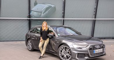 Audi A6 Avant im Test und Fahrbericht AUTOmativ.de Ilona Farsky Benjamin Brodbeck 25 390x205 - Audi A6 Avant: Wer sagt, dass praktisch nicht auch stillvoll sein kann?