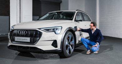 Audi e tron 2019 Erste Sitzprobe AUTOmativ.de Benjamin Brodbeck 390x205 - Audi e-tron (2019): Erste Sitzprobe im vollelektrischen Audi SUV!