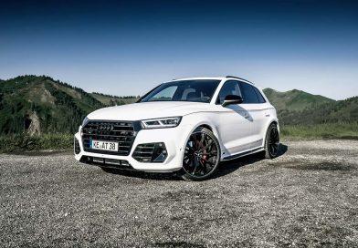 ABT Audi SQ5: Breitbau-Aeropaket und 425 PS
