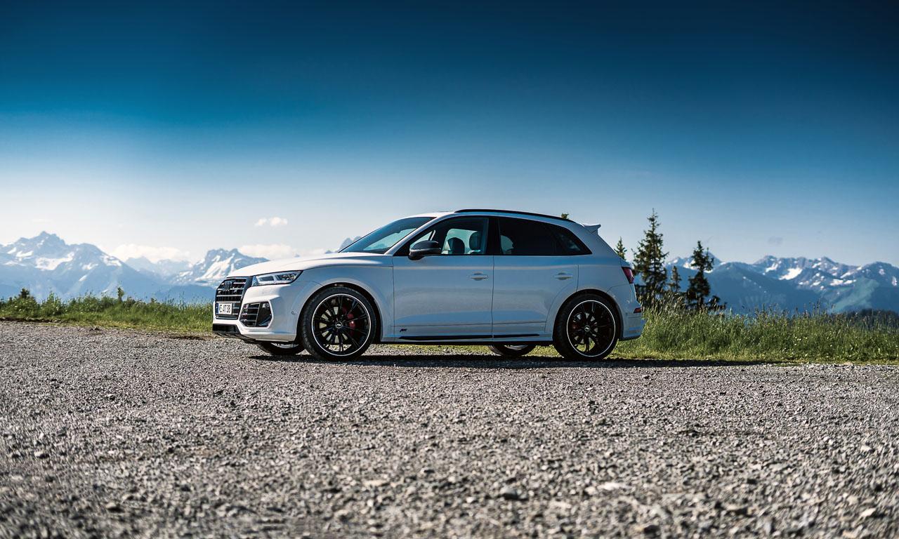 ABT Audi SQ5 2018 - ABT Audi SQ5: Breitbau-Aeropaket und 425 PS