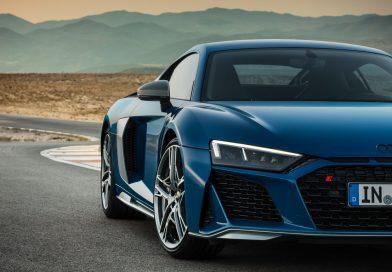 Mehr Lambo im aufgewerteten Audi R8 und R8 Spyder (2019)