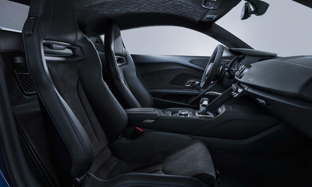 Audi R8 2019 AUTOmativ.de  - Mehr Lambo im aufgewerteten Audi R8 und R8 Spyder (2019)