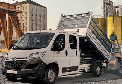 Citroën Jumper Kipper Solution und Pritsche Plus Solution ab 33.805 Euro