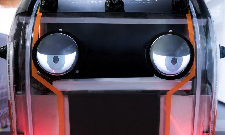 Jaguar Land Rover virtuelle Augen autonomes Fahrzeug AUTOmativ.de Benjamin Brodbeck 3 750x450 - Jaguar baut autonomes Fahrzeug mit Augen - und es erinnert an einen Horrorfilm