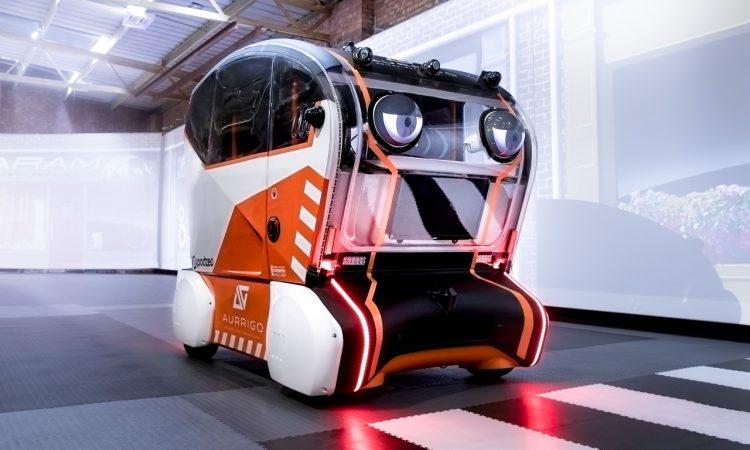 Jaguar Land Rover virtuelle Augen autonomes Fahrzeug AUTOmativ.de Benjamin Brodbeck 6 750x450 - Jaguar baut autonomes Fahrzeug mit Augen - und es erinnert an einen Horrorfilm