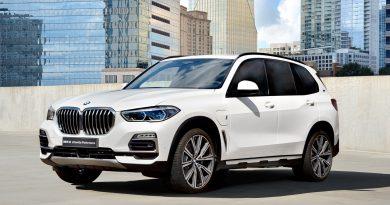 Neuer BMW X5 xDrive45e iPerformance mit mehr E Power 6 390x205 - Neuer BMW X5 xDrive45e iPerformance (2018) mit mehr E-Power