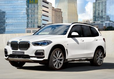 Neuer BMW X5 xDrive45e iPerformance (2018) mit mehr E-Power