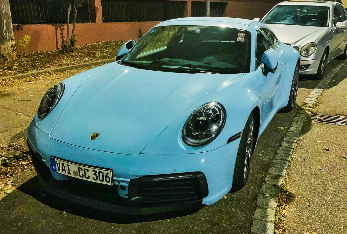 Porsche 911 Carrera 992 2019 Erlkoenig Spyshot AUTOmativ.de Benjamin Brodbeck 3 1 - Porsche 911 Carrera Generation 992 (2019): Alles über den neuen Elfer!
