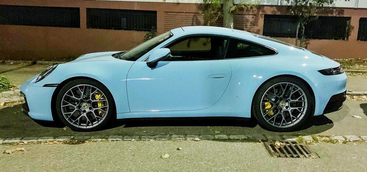 Porsche 911 Carrera 992 2019 Erlkoenig Spyshot AUTOmativ.de Benjamin Brodbeck 4 1 1280x600 - Porsche 911 Carrera Generation 992 (2019): Alles über den neuen Elfer!