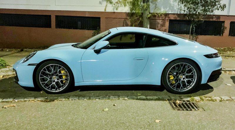 Porsche 911 Carrera 992 2019 Erlkoenig Spyshot AUTOmativ.de Benjamin Brodbeck 4 1 800x445 - Porsche 911 Carrera Generation 992 (2019): Alles über den neuen Elfer!