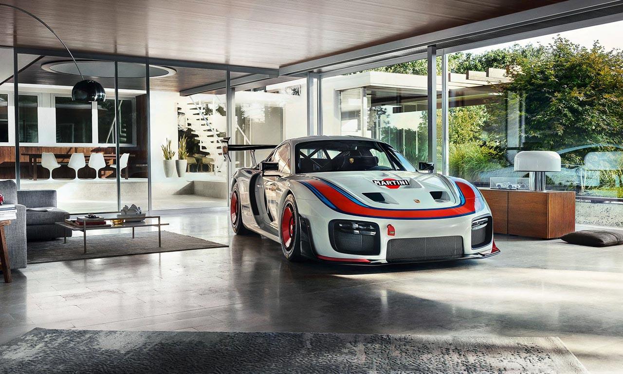 Porsche 935 2018 in Serie AUTOmativ.de Benjamin Brodbeck - Neue Einrichtungsideen für Ihr Zuhause: Wie wäre es mit Moby Dick?