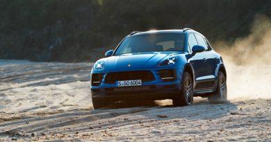 Neuer Porsche Macan als Vierzylinder hat sehr viel Spaß am Strand – jetzt bestellbar