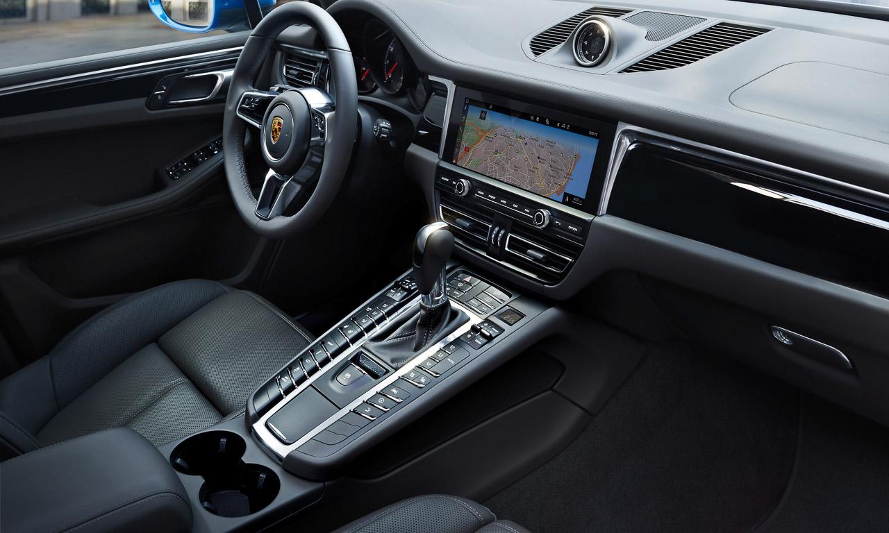 Porsche Macan 2019 Vierzylinder Neu Porsche SUV AUTOmativ.de Benjamin Brodbeck 7 - Neuer Porsche Macan als Vierzylinder hat sehr viel Spaß am Strand - jetzt bestellbar