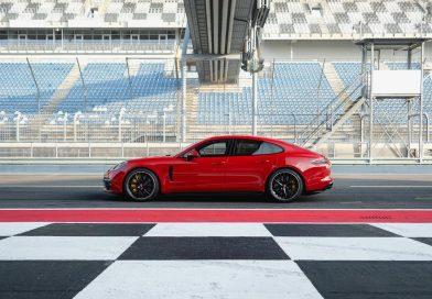 Neuer Porsche Panamera GTS als Sport Turismo und Limousine