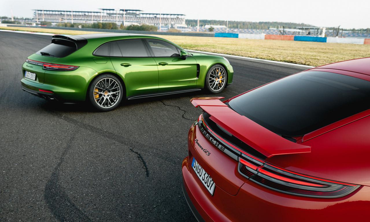 Porsche Panamera GTS 2018 AUTOmativ.de 3 - Neuer Porsche Panamera GTS als Sport Turismo und Limousine
