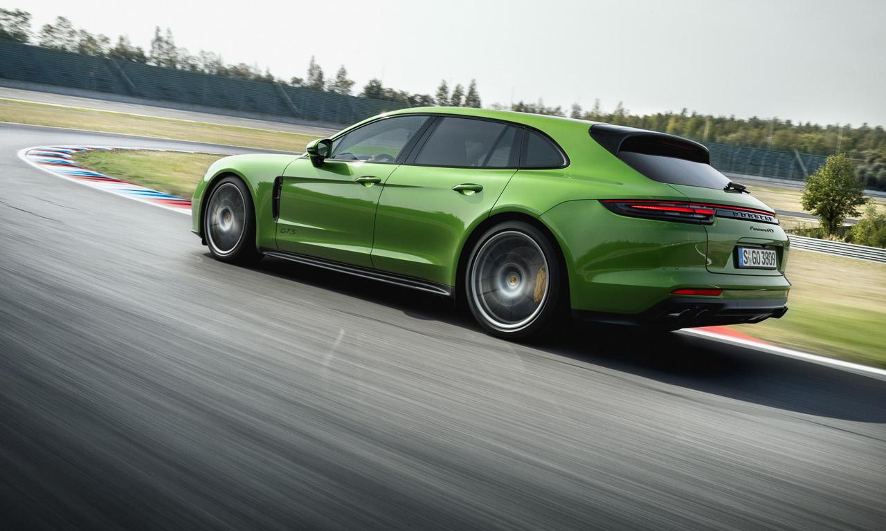 Porsche Panamera GTS 2018 AUTOmativ.de 5 - Neuer Porsche Panamera GTS als Sport Turismo und Limousine