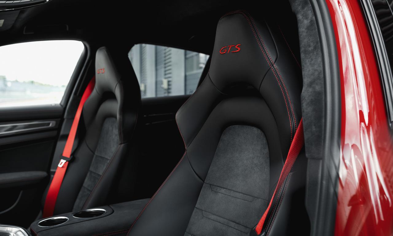 Porsche Panamera GTS 2018 AUTOmativ.de 7 - Neuer Porsche Panamera GTS als Sport Turismo und Limousine