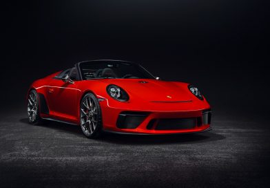 Schönheit kennt keine Grenzen: der Porsche 911 Speedster geht in Serie