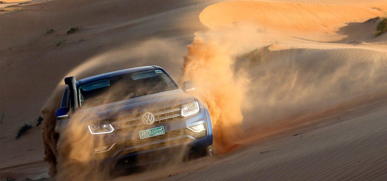 VW Amarok V6 Oman Adventure Tour 2018 Benjamin Brodbeck AUTOmativ 1280x600 - Fahrbericht: VW Amarok V6 mit neuem 252 PS starken Aggregat im Extremtest im Oman