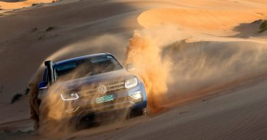Fahrbericht: VW Amarok V6 mit neuem 252 PS starken Aggregat im Extremtest im Oman