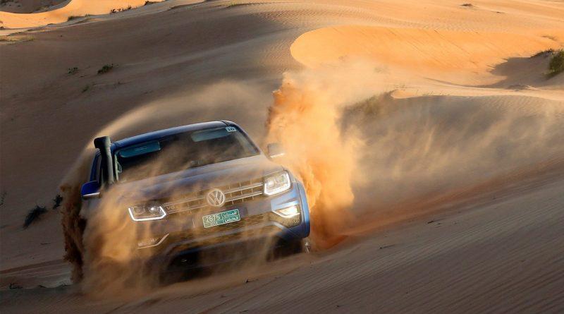VW Amarok V6 Oman Adventure Tour 2018 Benjamin Brodbeck AUTOmativ 800x445 - Fahrbericht: VW Amarok V6 mit neuem 252 PS starken Aggregat im Extremtest im Oman