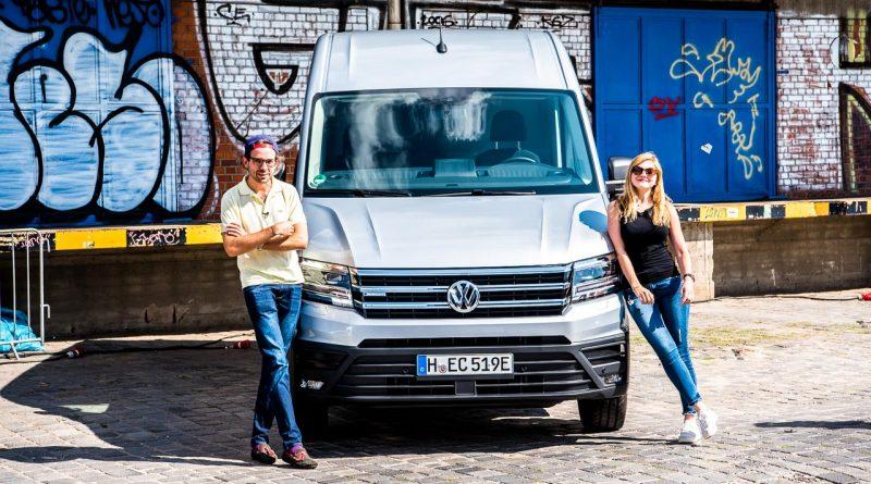 VW Volkswagen e Crafter Elektro LKW im Test und Fahrbericht in Hamburg Ilona Farsky Benjamin Brodbeck AUTOmativ.de 23 800x445 - VW Volkswagen e-Crafter im Test: Nicht nur Drohnen können emissionsfrei liefern!