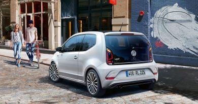 VW up! R-Line: Knackiger City-Flitzer wird noch frischer