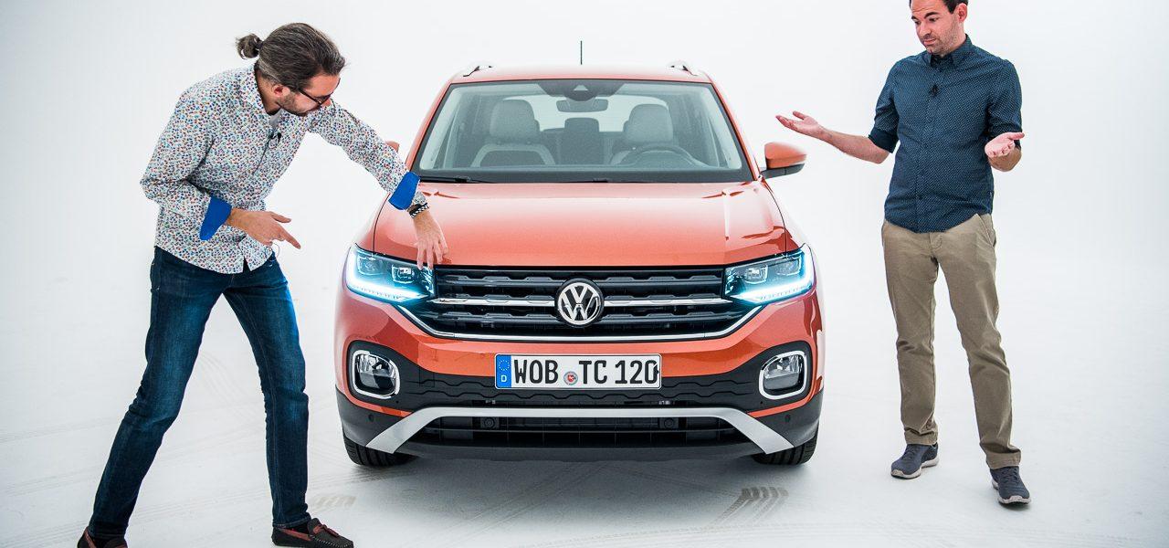 Volkswagen VW T Cross 2019 Mini SUV von Volkswagen VW T Roc AUTOmativ.de Benjamin Brodbeck 32 1280x600 - Neuer VW T-Cross attraktiver als T-Roc? Talk mit Motoreport!
