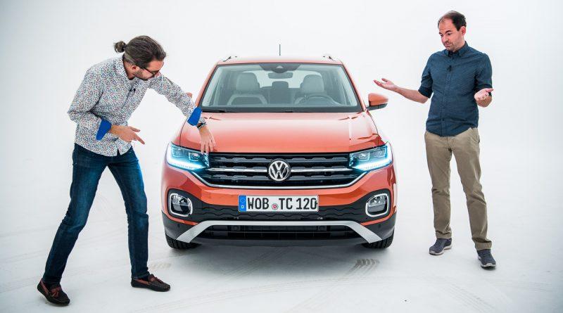 Volkswagen VW T Cross 2019 Mini SUV von Volkswagen VW T Roc AUTOmativ.de Benjamin Brodbeck 32 800x445 - Neuer VW T-Cross attraktiver als T-Roc? Talk mit Motoreport!