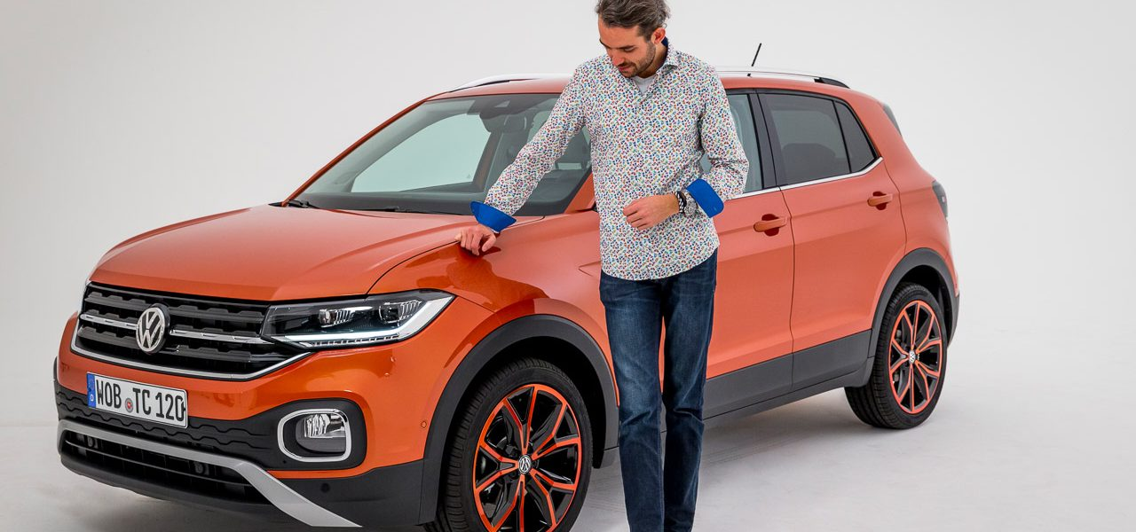 Volkswagen VW T Cross 2019 Mini SUV von Volkswagen VW T Roc AUTOmativ.de Benjamin Brodbeck Martin Meiners 21 1280x600 - VW T-Cross (2019): Erste Sitzprobe des Polo-SUV