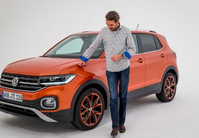 VW T-Cross (2019): Erste Sitzprobe des Polo-SUV