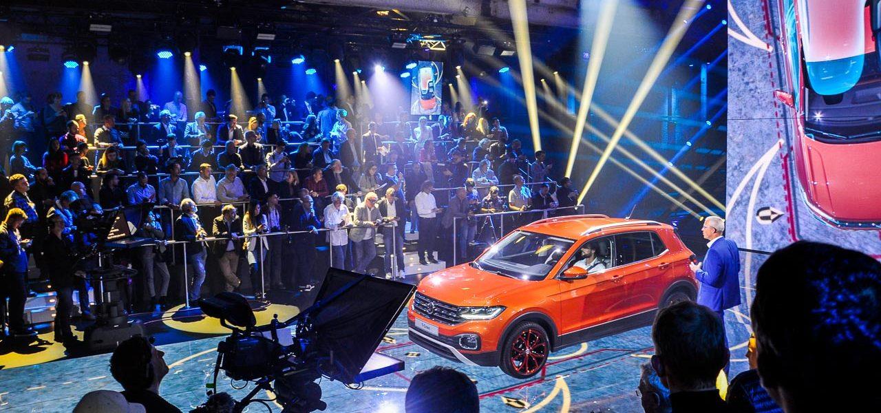 Volkswagen VW T Cross 2019 Mini SUV von Volkswagen VW T Roc AUTOmativ.de Ilona Farsky 1280x600 - VW T-Cross: Ein Polo auf Stelzen oder doch eher ein eingelaufener Tiguan?