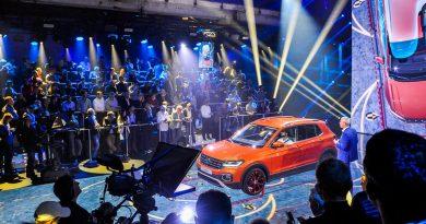 Volkswagen VW T Cross 2019 Mini SUV von Volkswagen VW T Roc AUTOmativ.de Ilona Farsky 390x205 - VW T-Cross: Ein Polo auf Stelzen oder doch eher ein eingelaufener Tiguan?