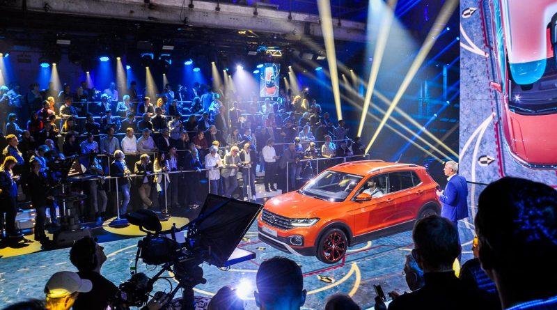 Volkswagen VW T Cross 2019 Mini SUV von Volkswagen VW T Roc AUTOmativ.de Ilona Farsky 800x445 - VW T-Cross: Ein Polo auf Stelzen oder doch eher ein eingelaufener Tiguan?