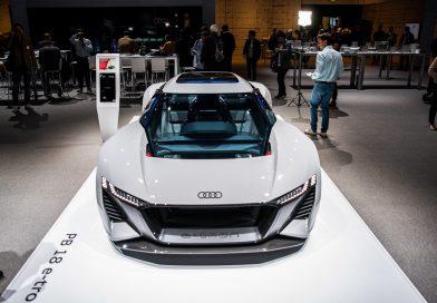 Mit dem Audi PB18 e-tron auf Tuchfühlung: Wenn schon Elektroauto, dann bitte so!