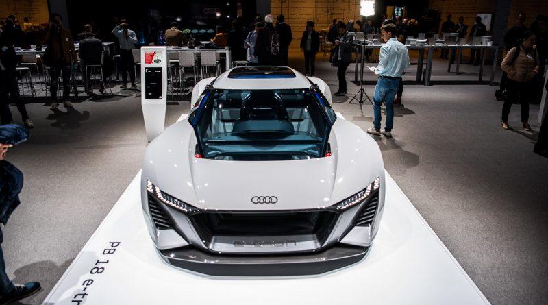 Audi PB18 e tron 4 800x445 - Mit dem Audi PB18 e-tron auf Tuchfühlung: Wenn schon Elektroauto, dann bitte so!