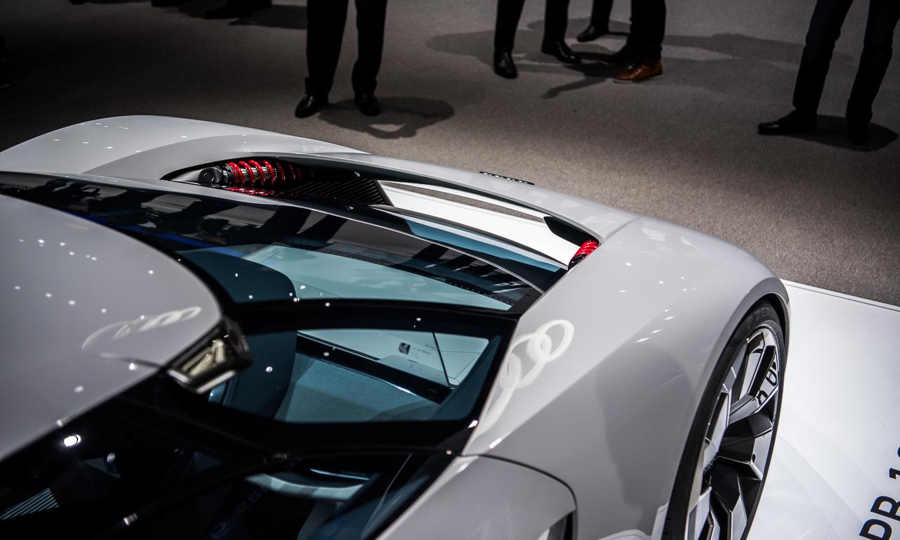 Audi PB18 e tron 6 - Mit dem Audi PB18 e-tron auf Tuchfühlung: Wenn schon Elektroauto, dann bitte so!