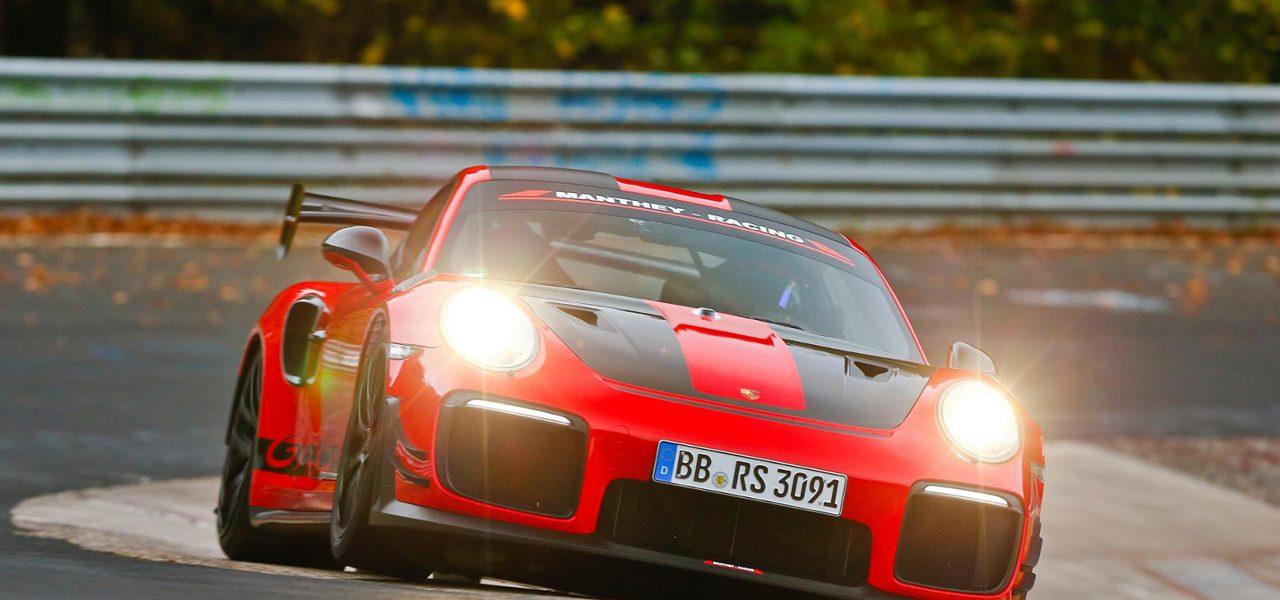 Porsche 911 GT2 RS MR Nordschleife Rekord Lars Kern AUTOmativ 1280x600 - Rekorde Nordschleife - Nürburgring Rekordtabelle