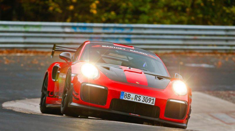 Porsche 911 GT2 RS MR Nordschleife Rekord Lars Kern AUTOmativ 800x445 - Rekorde Nordschleife - Nürburgring Rekordtabelle