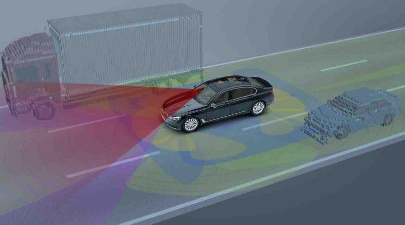 Autonomes Fahren Level 0 bis Level 5 Uebersicht Car to X Kommunikation GPS Car to Car Kommunikation Leitfaden AUTOmativ.de  800x445 - Autonomes Fahren: Was bedeutet Level 5? Eine Übersicht von Level 0 bis Level 5!