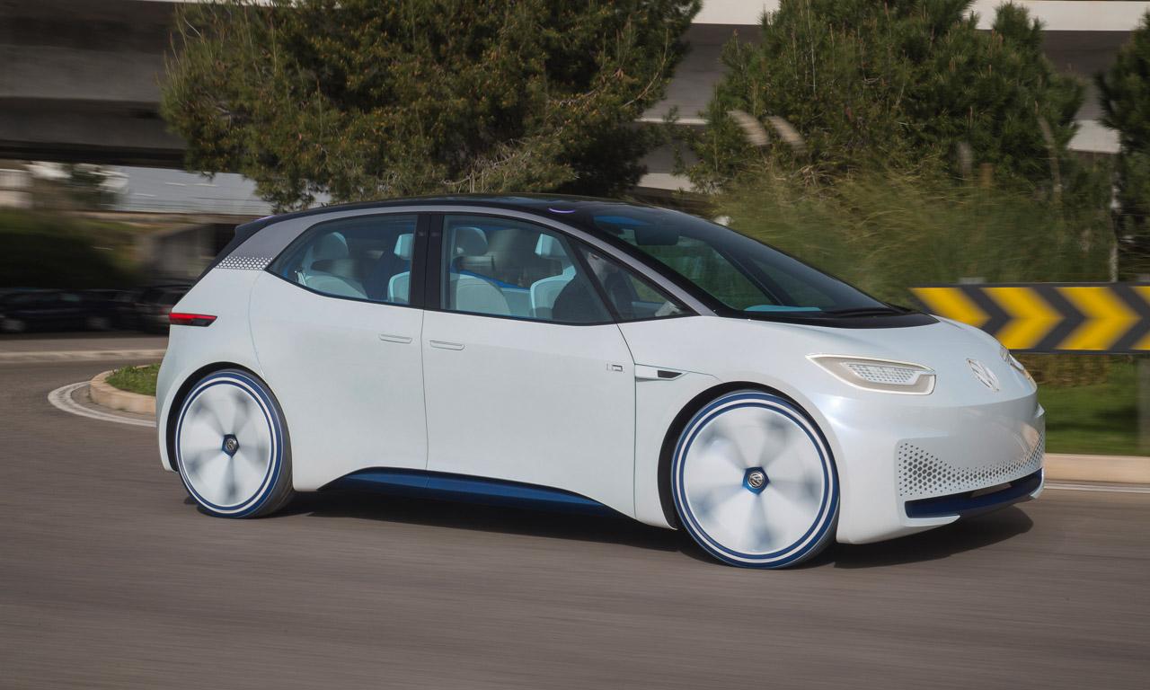 """Medien zum Fahrbericht des VW ID Noch vieles zu tun Der Golf ist tot AUTOmativ.de Fahrbericht ID 3 - Medien zum Fahrbericht des VW ID.: """"Noch viel zu tun"""" und: """"Der Golf ist tot"""""""