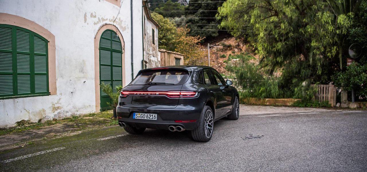 Porsche Macan S 2019 354 PS im Test und Fahrbericht AUTOmativ.de Benjamin Brodbeck 31 1280x600 - Test Porsche Macan S Facelift mit 354 PS: Der mit dem schönsten Heck