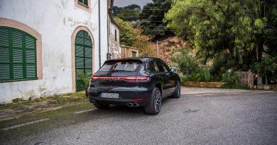 Porsche Macan S 2019 354 PS im Test und Fahrbericht AUTOmativ.de Benjamin Brodbeck 31 390x205 - Test Porsche Macan S Facelift mit 354 PS: Der mit dem schönsten Heck