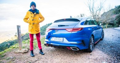 Kia ProCeed GT 2019 204 PS Hyundai i30 Test und Fahrbericht AUTOmativ.de Benjamin Brodbeck LQ 27 390x205 - Kia ProCeed GT (2019) im Fahrbericht auf der Rennstrecke und Überland