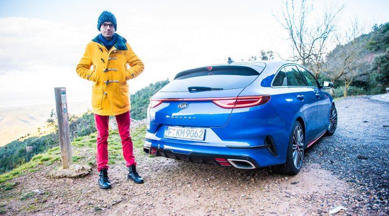 Kia ProCeed GT 2019 204 PS Hyundai i30 Test und Fahrbericht AUTOmativ.de Benjamin Brodbeck LQ 27 800x445 - Kia ProCeed GT (2019) im Fahrbericht auf der Rennstrecke und Überland