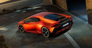 Neuer Lamborghini Huracán Evo: Noch schärferes Aero-Kleid
